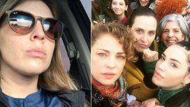 Indignación y bronca de las actrices argentinas por el fallo del femicidio de Lucía Pérez