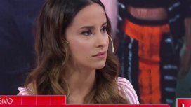 Lourdes Sánchez, angustiada por la pelea con Sol Pérez.