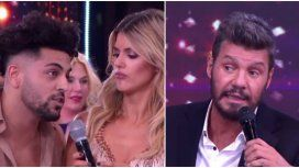 Marcelo Tinelli, indignado con Flor Vigna.