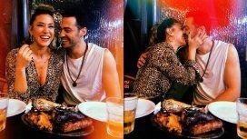 El particular festejo de cumpleaños del novio de Jimena Barón