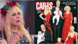 Dura crítica de Nacha a Marley, Flavio Mendoza y Luli Salazar por sus hijos
