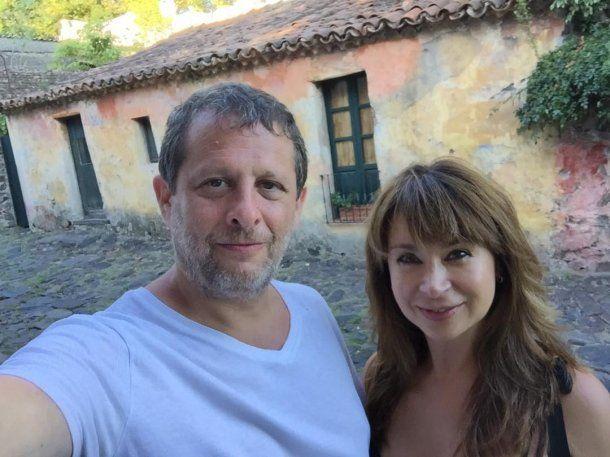 Marcos Gorban y Silvina Acosta<br>