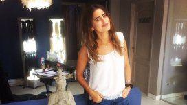 El topless de Silvina Luna: Mi cuerpo lo sabe