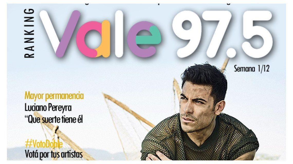 Carlos Rivera volvió a la cima del Ranking Vale