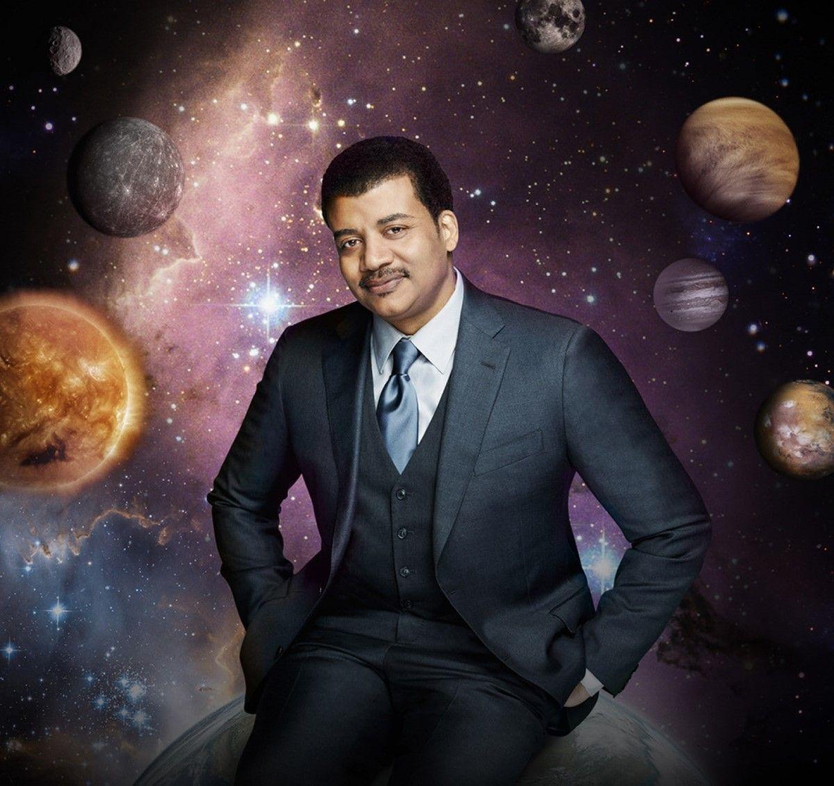 Neil DeGrasse Tyson, conductor de Cosmos, investigado por acoso sexual