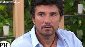 Diego Olivera contó cómo enfrentó la historia de violencia de género de Mónica Ayos