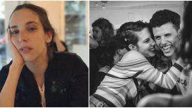 Vera Spinetta, de novia con el cantante de una de las bandas del momento