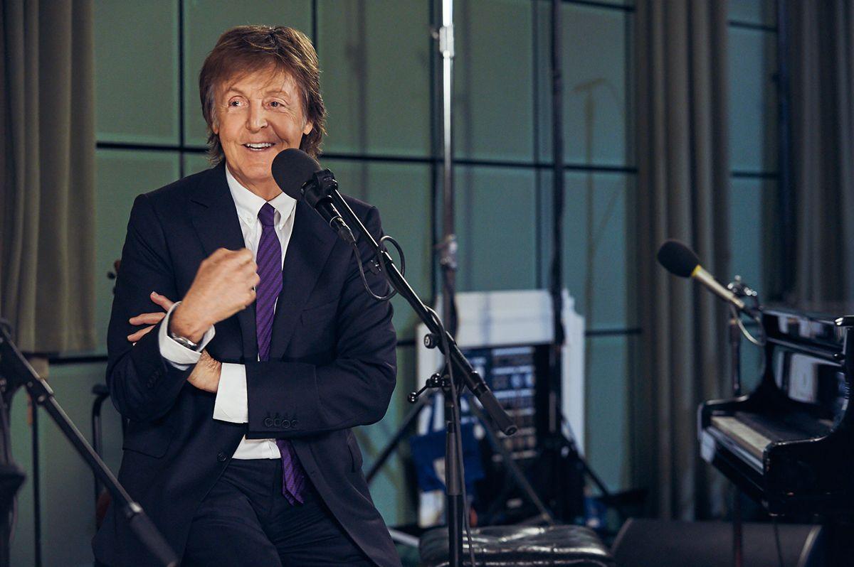 Paul McCartney anunció un show en Buenos Aires para el 23 de marzo