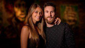 ¡Traidor! El reproche de Antonela Roccuzzo a Messi