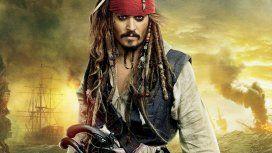 Jack Sparrow llegó a la camiseta de un club de fútbol