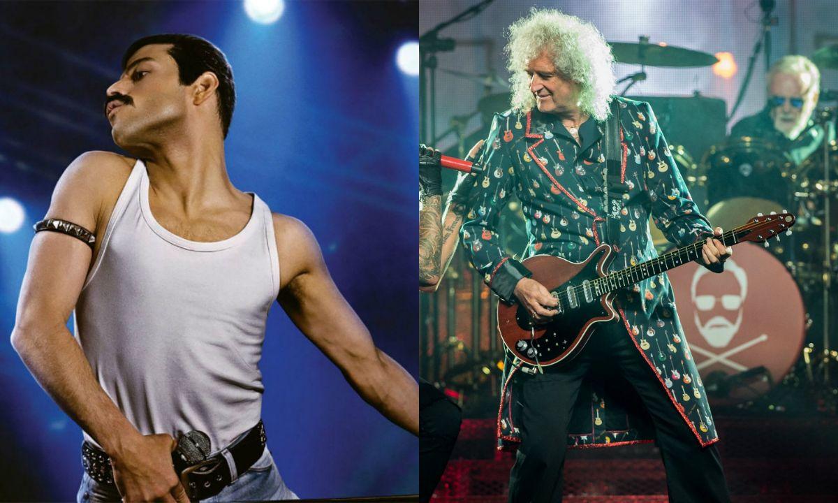 Después del éxito de Bohemian Rhapsody, Queen vuelve a hacer una gira