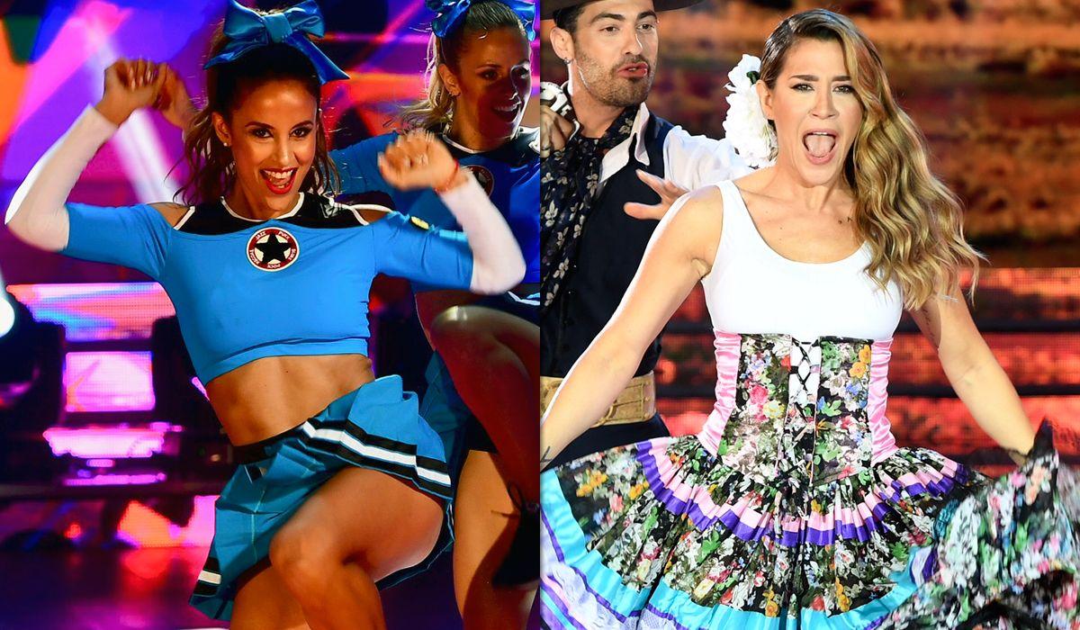 Lourdes Sánchez trató de acomodada a Jimena Barón en el Bailando: la irónica respuesta