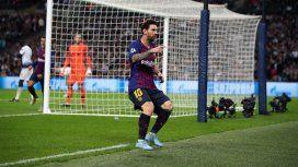 Pura ternura: la foto de Lionel Messi con sus hijos Thiago y Mateo