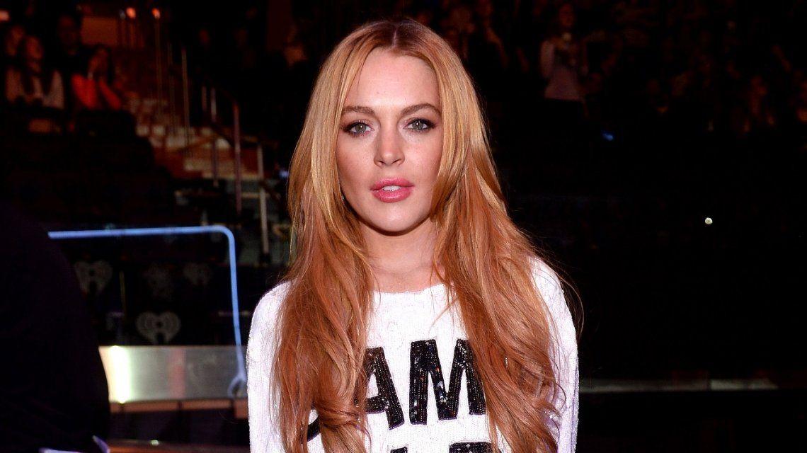 Criticada por su envejecimiento, Lindsay Lohan posó como las princesas de Disney