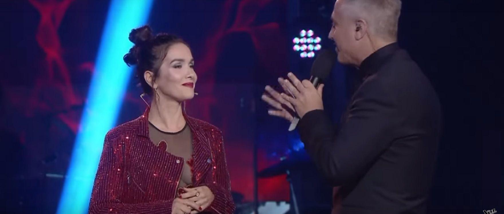 VIDEO: así fue la participación de Natalia Oreiro en La Voz Argentina