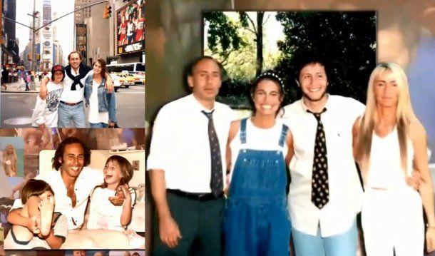 El emotivo video de Cris Morena para Yankelevich <br>
