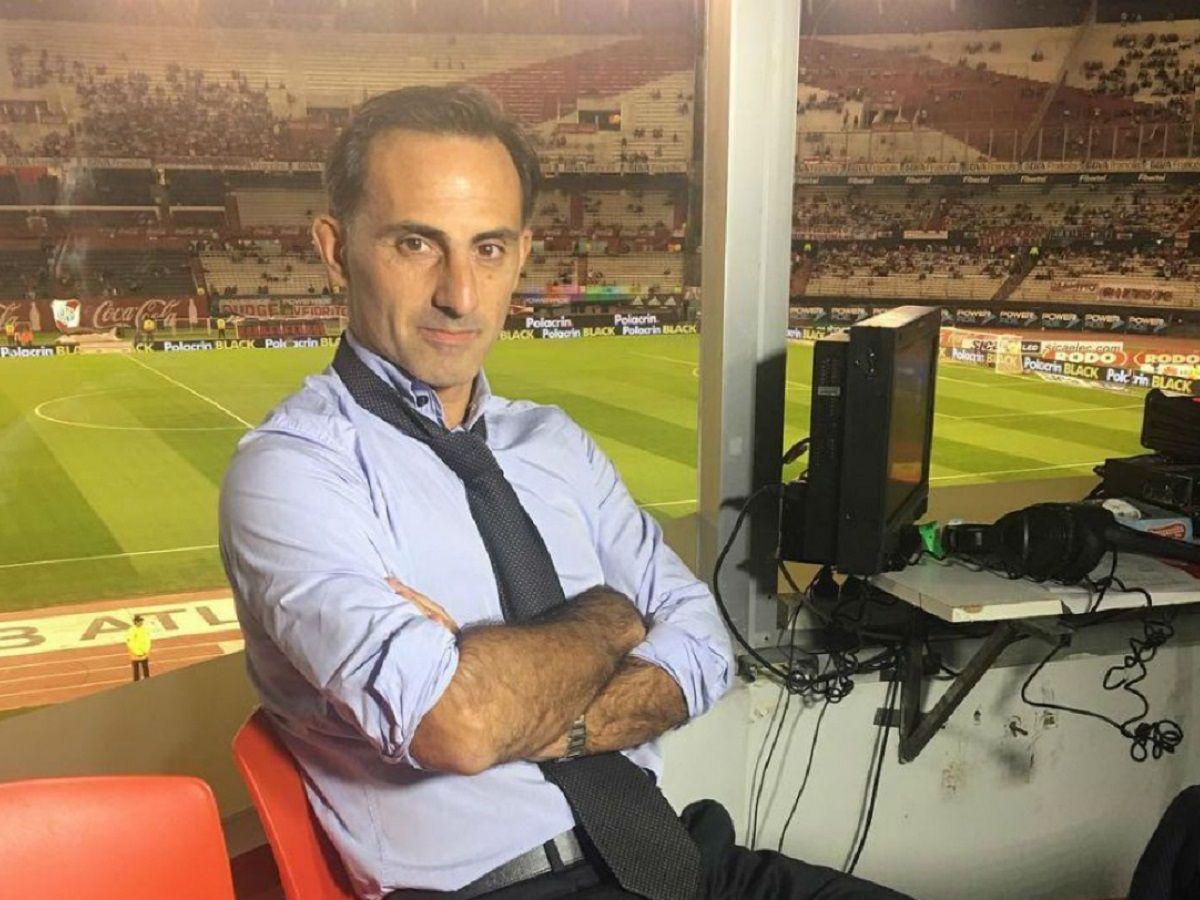 Polémica en redes por la justificación de Diego Latorre a las inconductas de un famoso jugador
