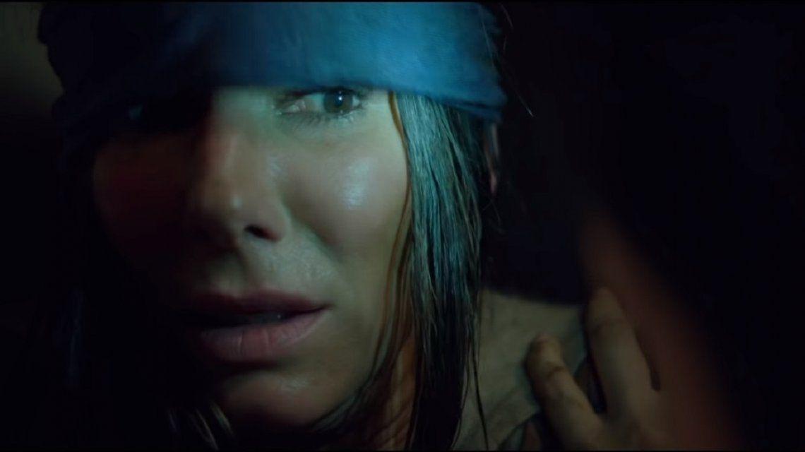 El escalofriante tráiler de Bird Box: A ciegas, la nueva película de Sandra Bullock