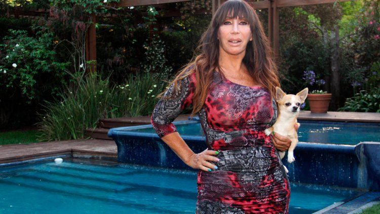 Moria explicó por qué le hizo una pregunta desubicada a la actriz Marta González