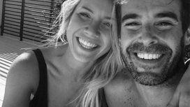 La romántica sorpresa de Nicolás Cabré a Laurita Fernández en su programa