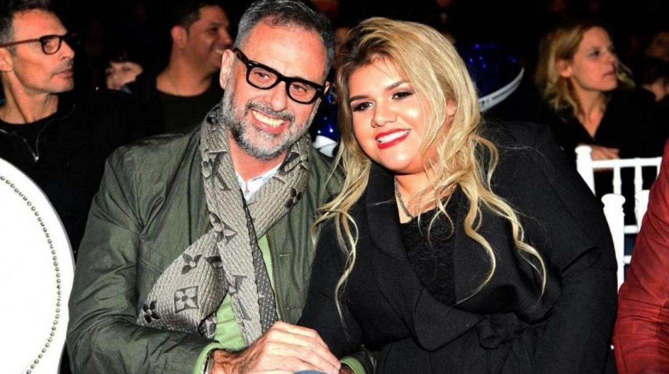 Reconciliación: Jorge Rial conoció al hijo de Morena