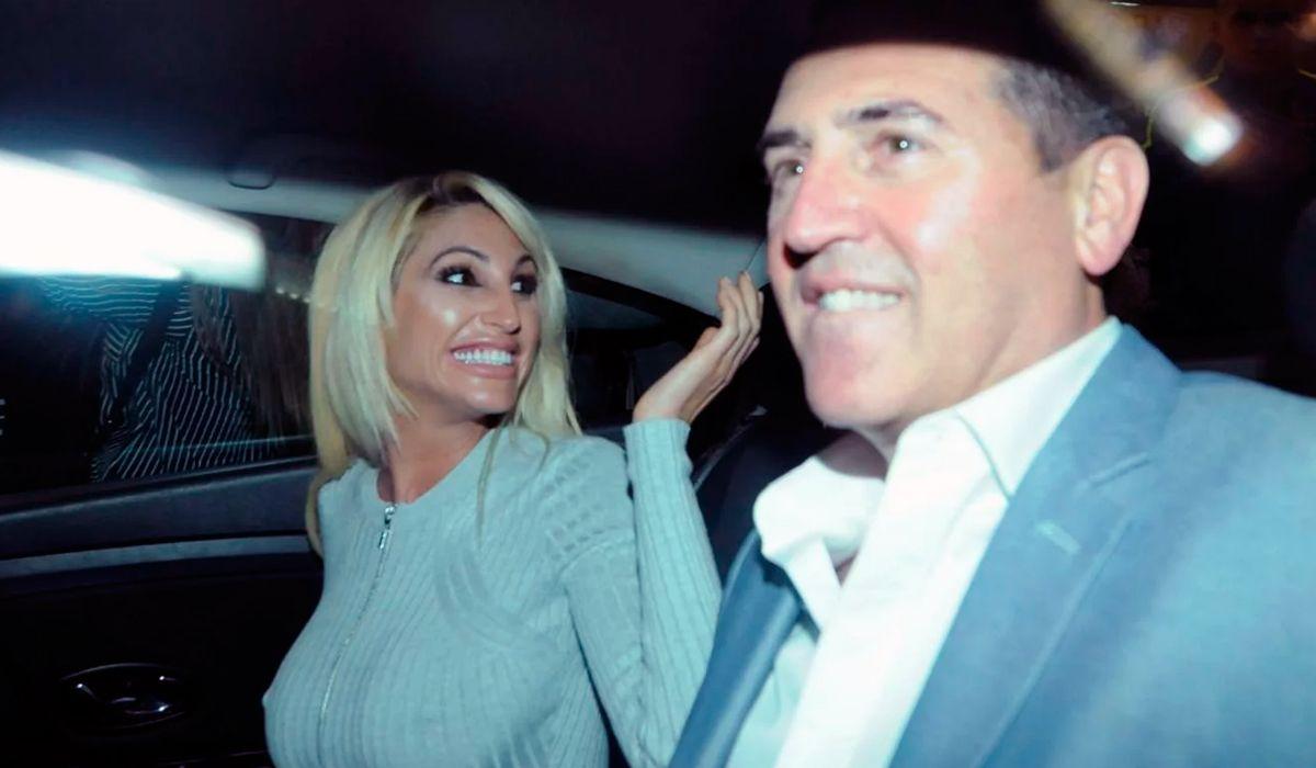Javier Naselli le puso un bozal legal a Vicky Xipolitakis y presentó el divorcio