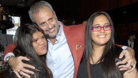 Morena, Jorge y Rocío, reconciliados