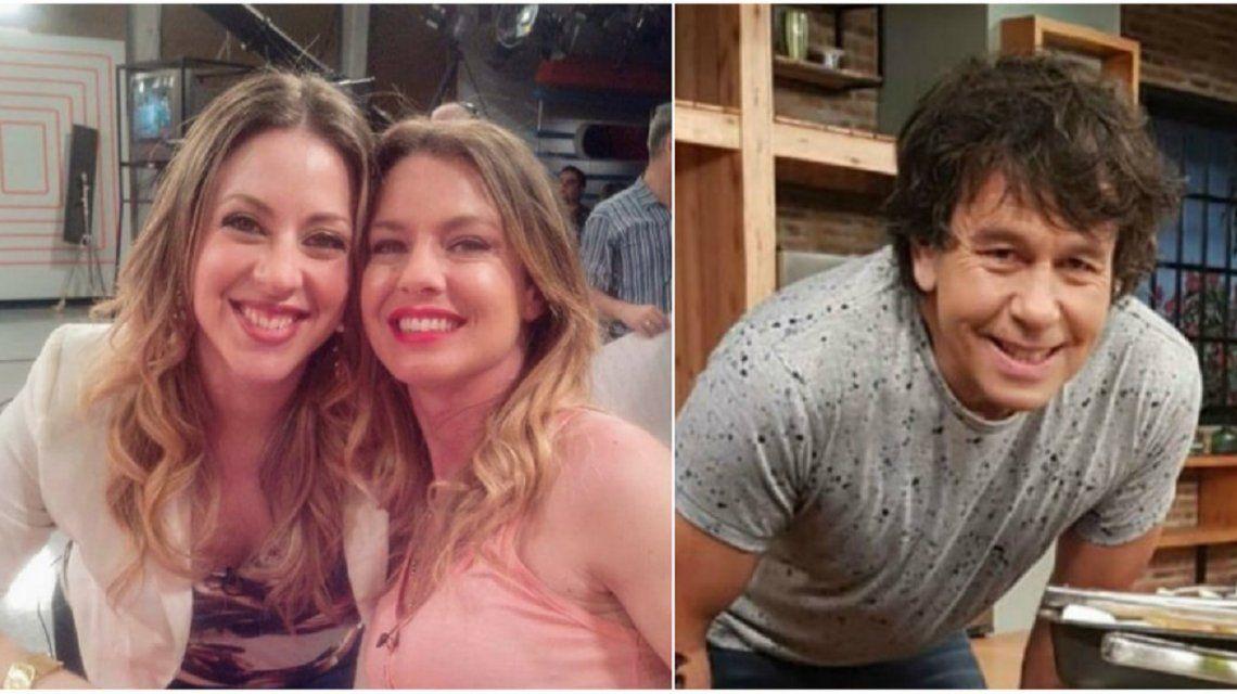Geraldine Neumann cuenta con el apoyo de una ex compañera de trabajo en su denuncia pública contra Ariel Rodríguez Palacios.