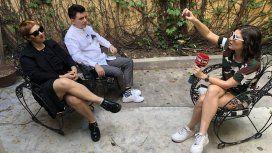 Miranda! en una entrevista exclusiva con C5N Música