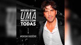 Actrices brasileras repudian la llegada de Darthés a ese país