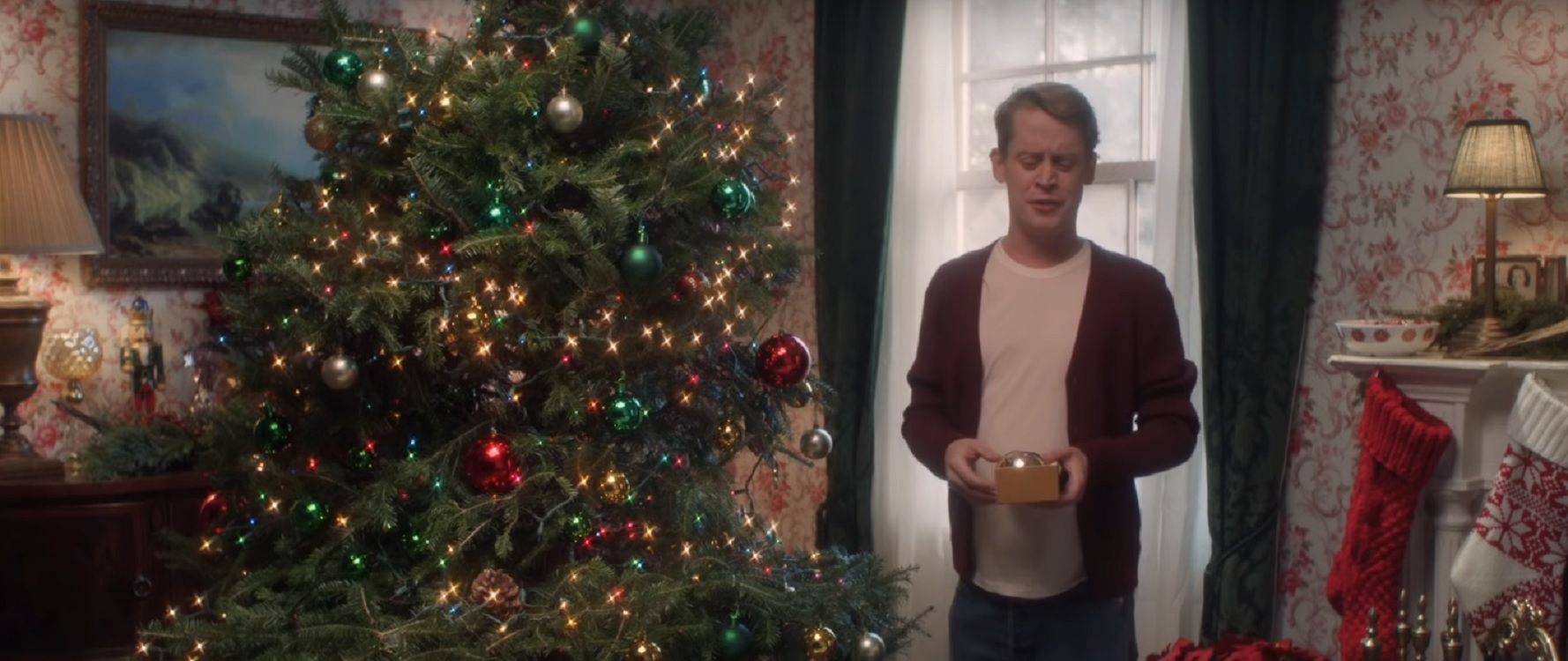 VIDEO: A los 38 años, Macaulay Culkin volvió a ser Mi pobre angelito