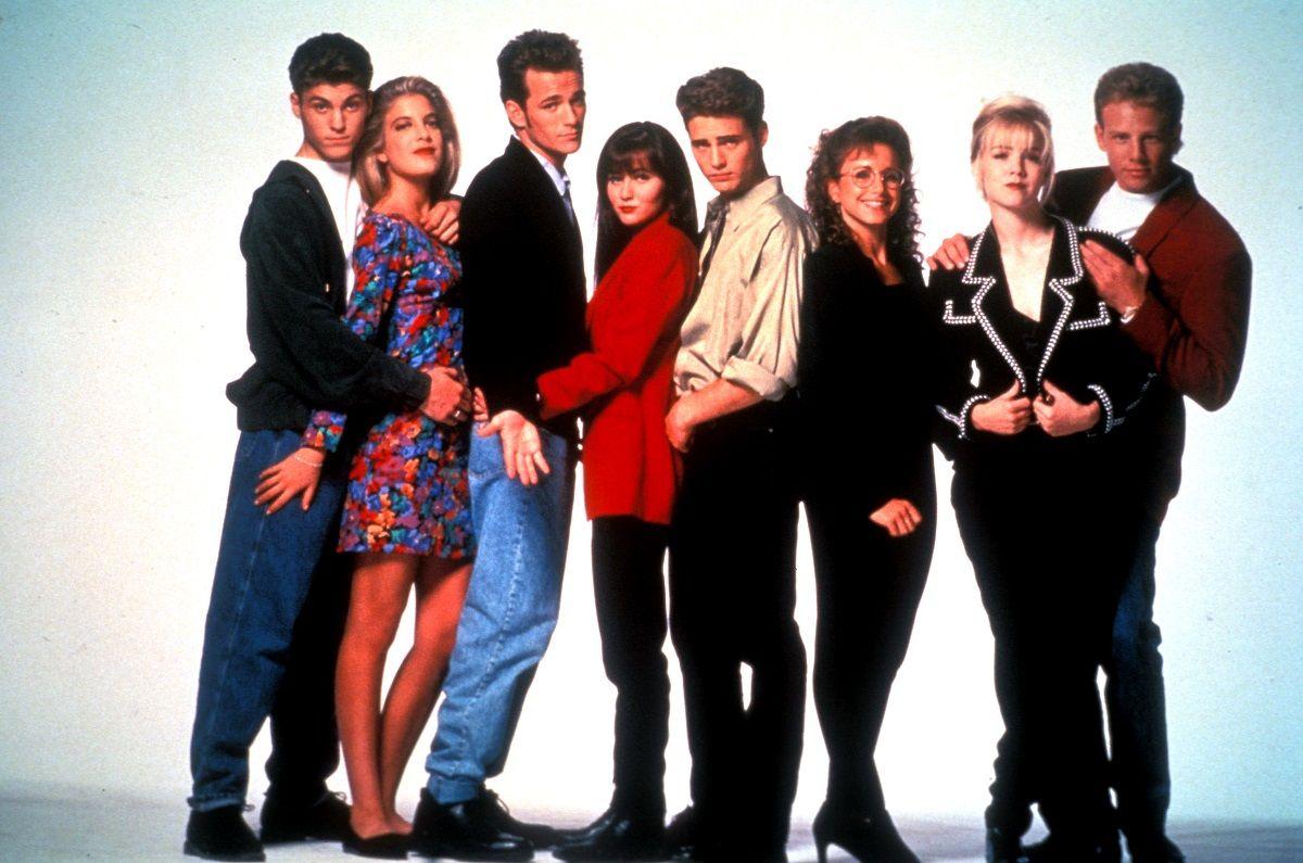 Beverly Hills 90210 volvería con su elenco original
