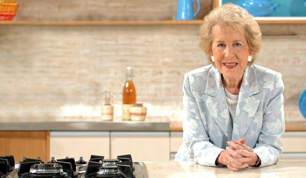 Choly Berreteaga fue una de las pioneras en cocinar en televisión