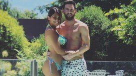 La foto de Lionel Messi que compartió Anto Roccuzzo: hot en sus vacaciones en Argentina