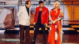 Santiago Bal, Fede Bal y Carmen Barbieri