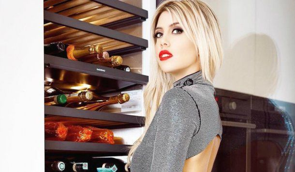 Wanda Nara y otro abuso de Photoshop<br>