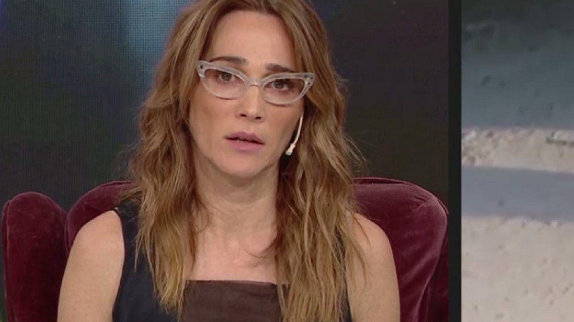 Vero Lozano entrevistaba a la madre de Kimey y le contó en vivo que lo encontraron
