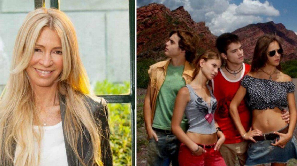 Cris Morena confirmó que Netflix producirá una versión de Rebelde Way