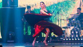 Debutó con ovación para Flor de la V y Cherutti en Mar del Plata. Crédito fotos Christian Heit