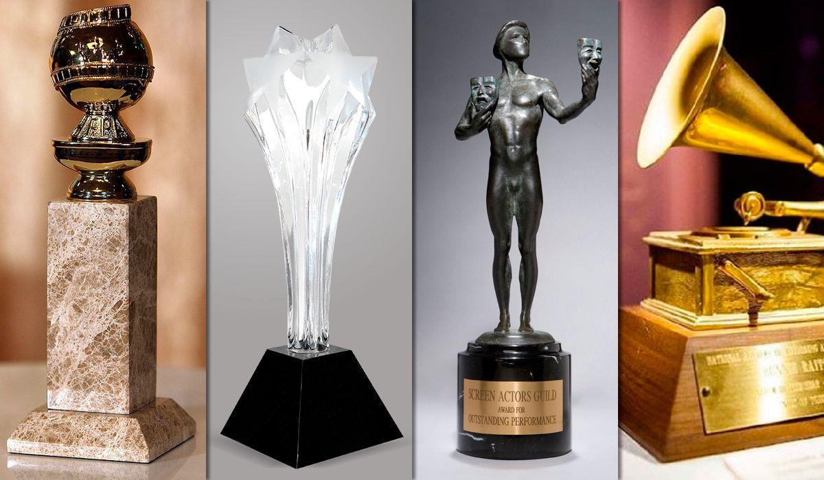 Fechas y horarios: arranca la temporada de premios en el mundo del espectáculo