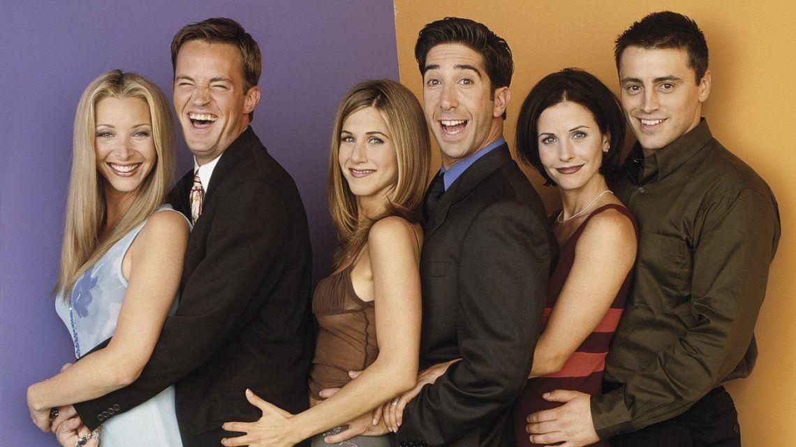 ¿Cúanto ganan por año los protagonistas de Friends por la emisión de la serie?