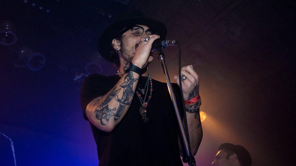 Daniel Osvaldo vuelve a Europa: se va de gira con su banda