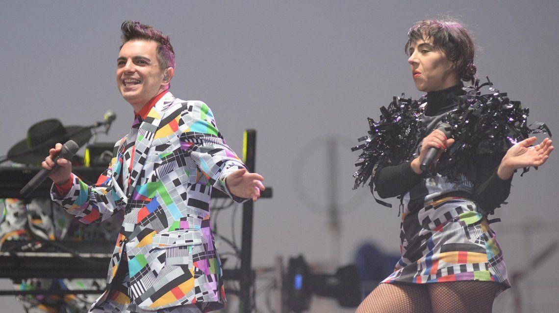 El cambio de look de la cantante de Miranda: Me preguntaron si era la de Roxette