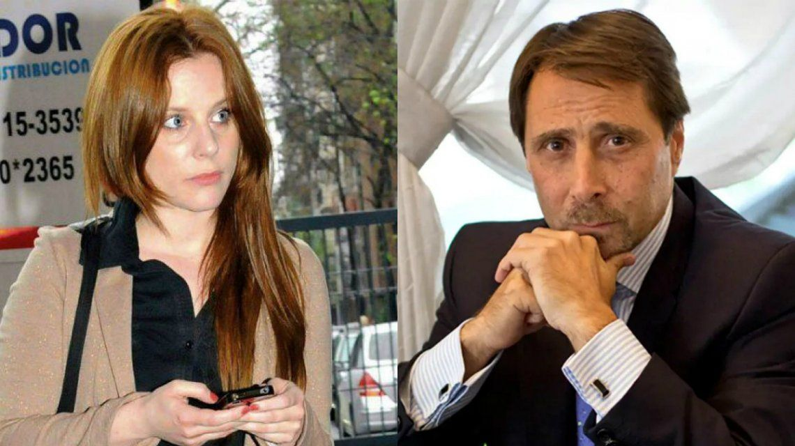Agustina Kämpfer, sobre Eduardo Feinmann: Me miraba de manera intimidante