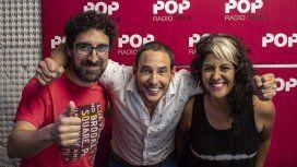 POP 101.5 estrenó ATR con Rodrigo Lussich