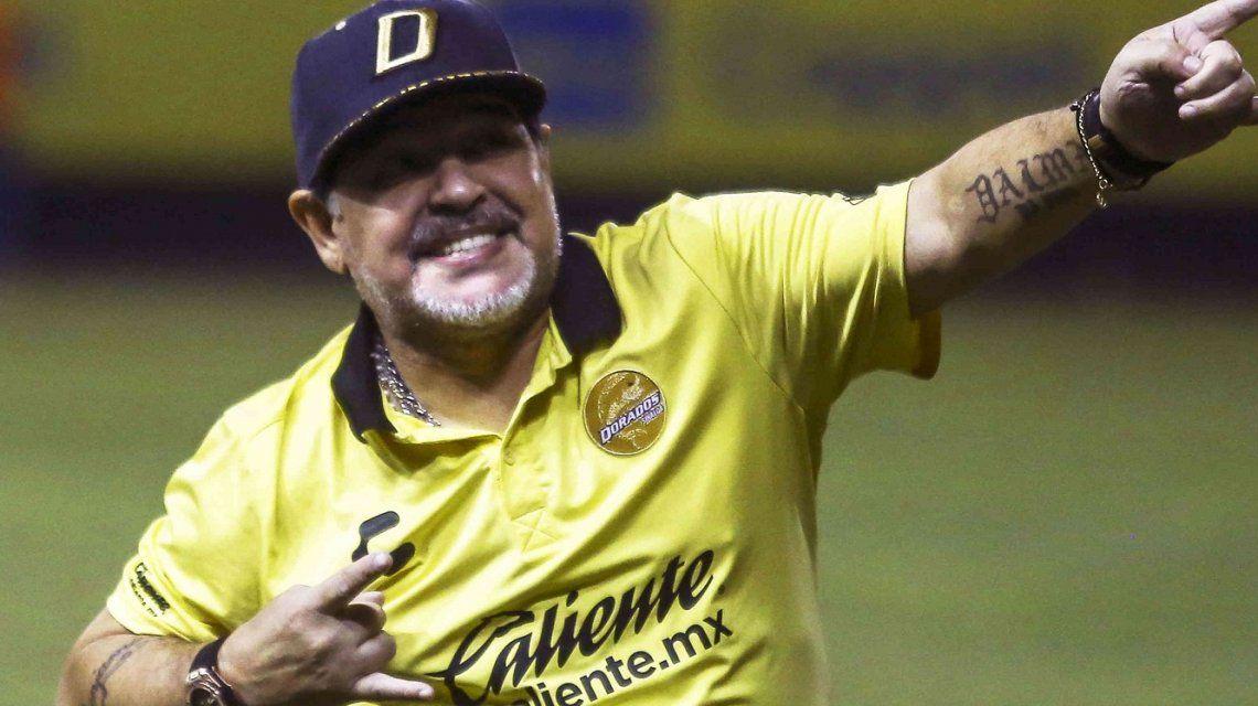 Una por una, todas las internaciones de Diego Maradona