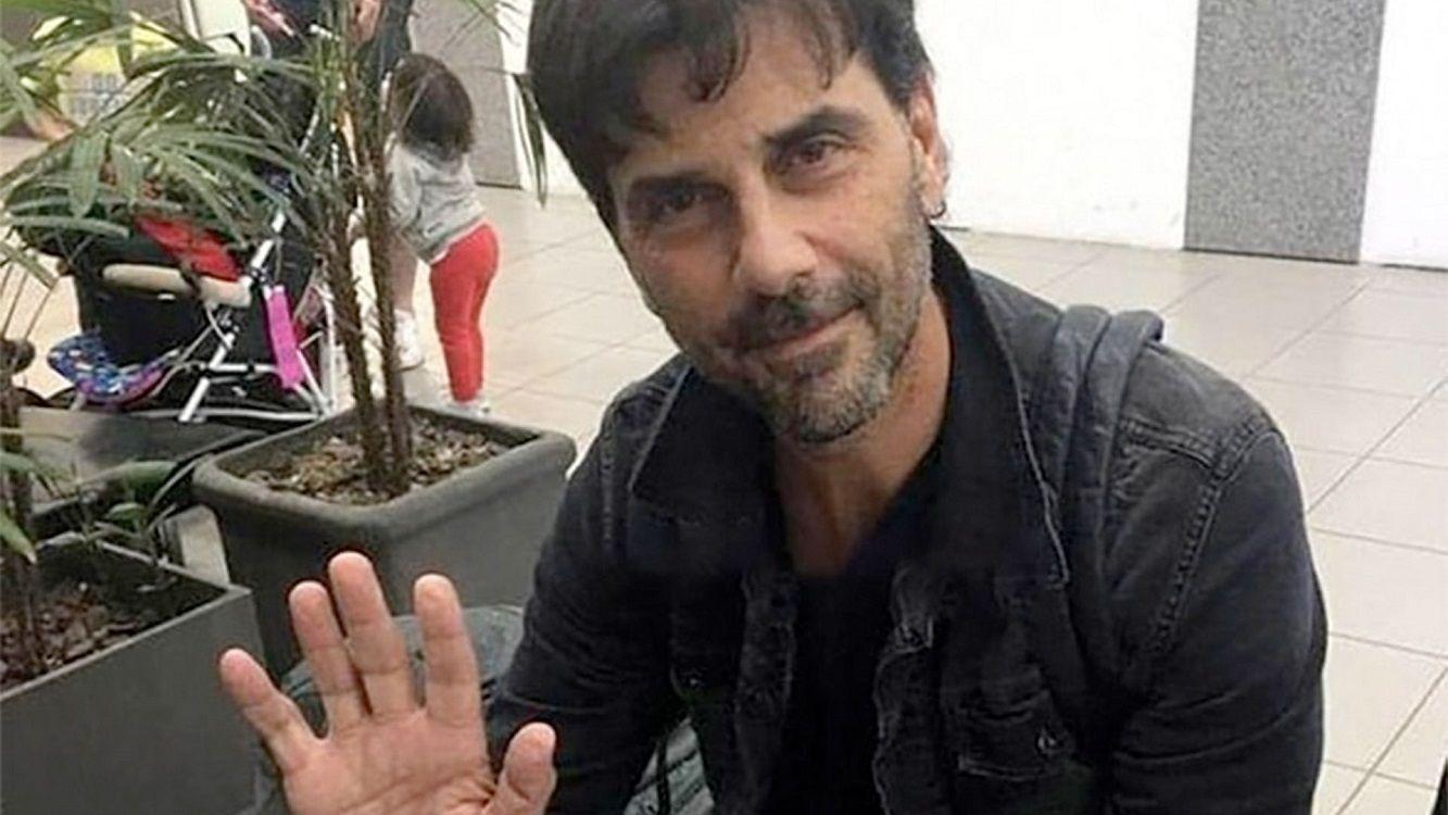 Los días gasoleros de Juan Darthés y su familia en Brasil