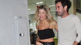 El pícaro comentario de Laurita Fernández a Nicolás Cabré en medio de los rumores de embarazo