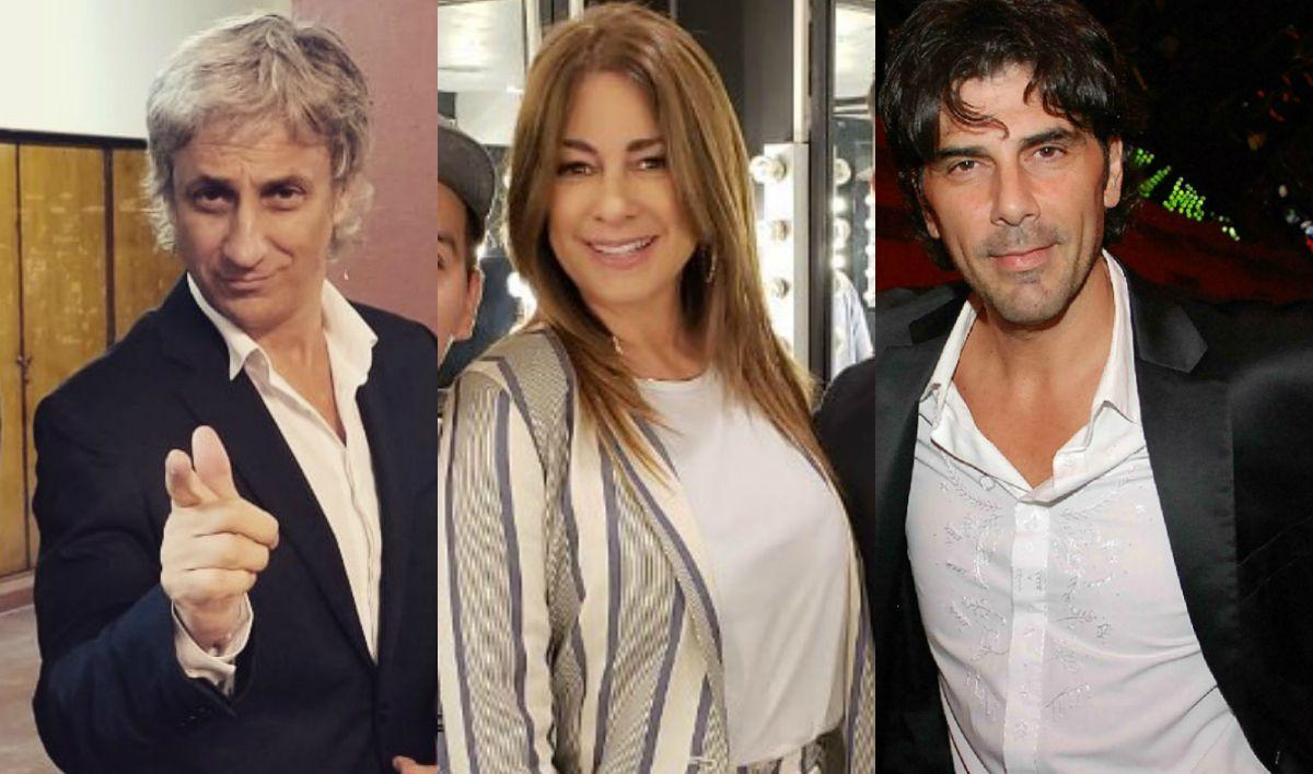 El ex de Andrea Campbell defendió a Juan Darthés: No la iba a tocar estando yo