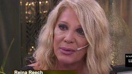 Reina Reech se quebró en vivo: Mi mamá no me creyó el abuso y volvió con su novio